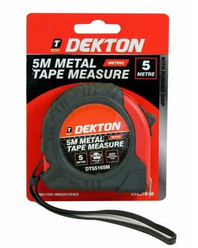 Decton 5 Meters  (16FT) Hard Case METRIC / IMPERIA Tape Measure